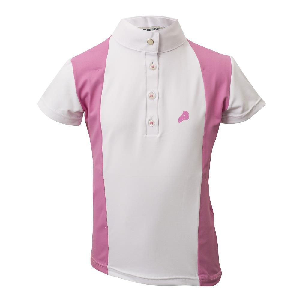 Camisa Polo Competicao HDR Infantil Feminina