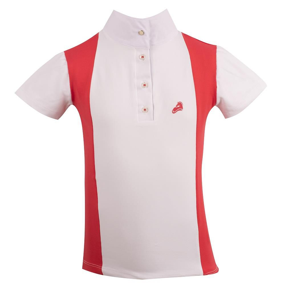 Camisa Polo Competicao HDR Infantil Feminina