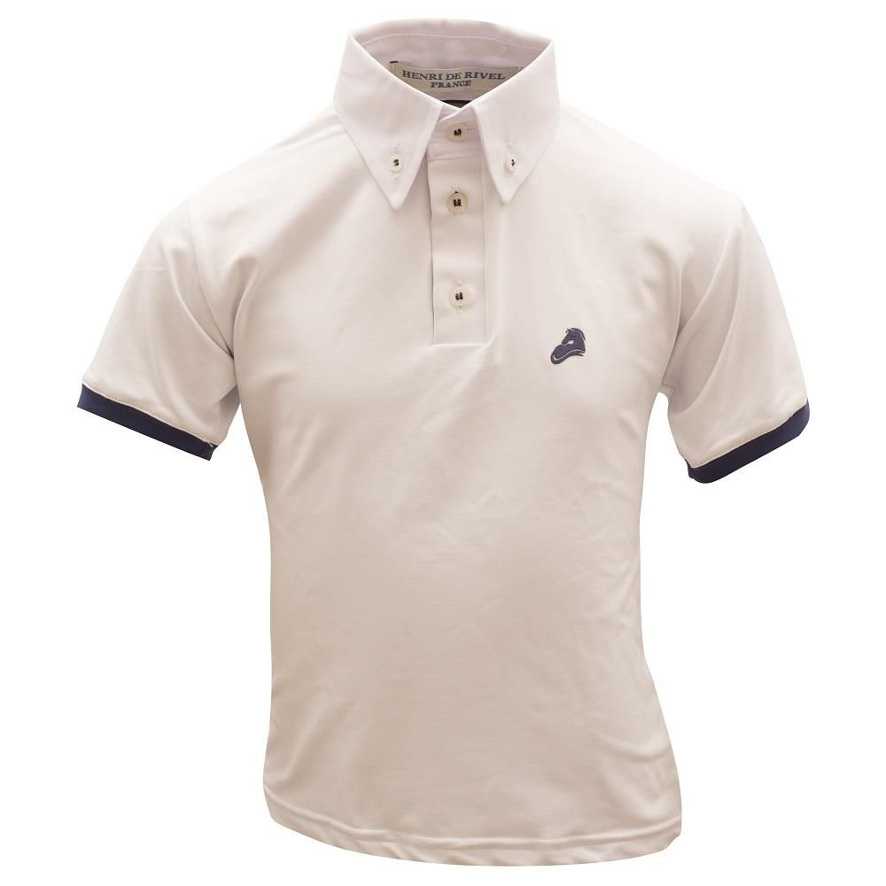 Camisa Polo Competicao HDR Infantil Masculina