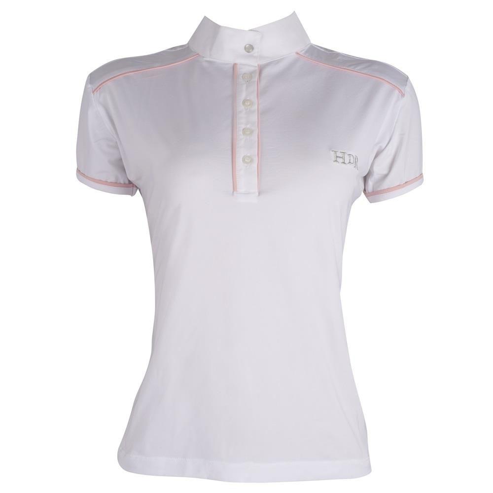Camisa Polo HDR Feminina Suplex Bordado