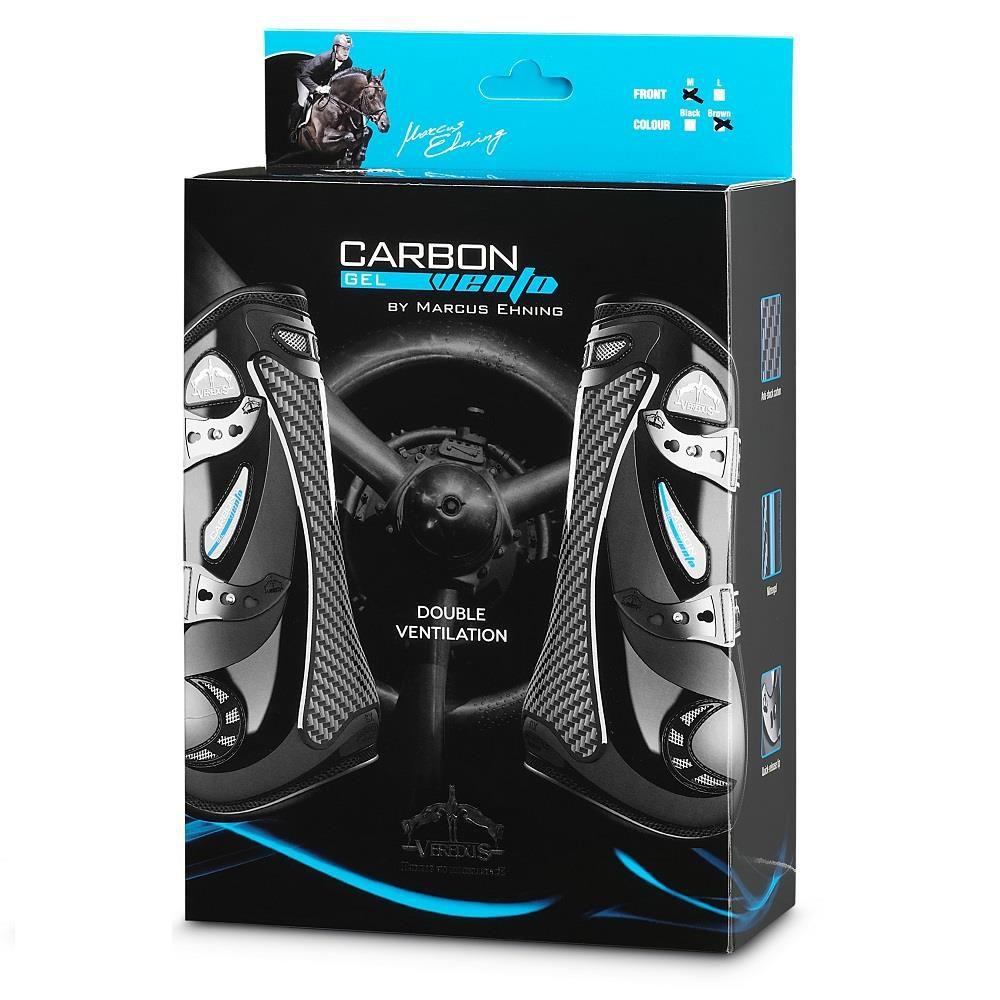 Caneleira Carbon GEL Vento