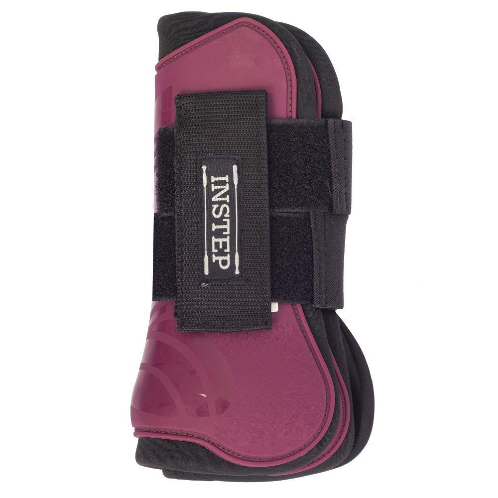 Caneleira INSTEP com Velcro