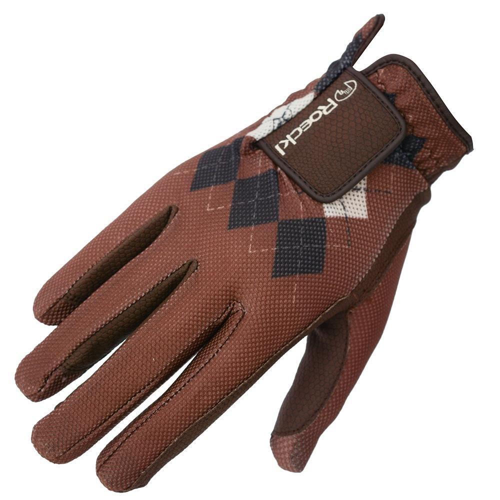 Luva Roeckl Escocesa