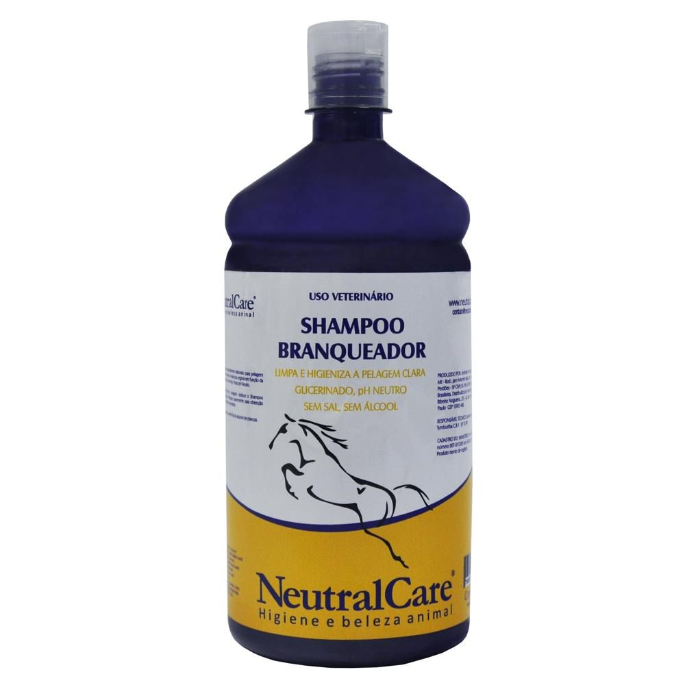 Shampoo Branqueador 1L