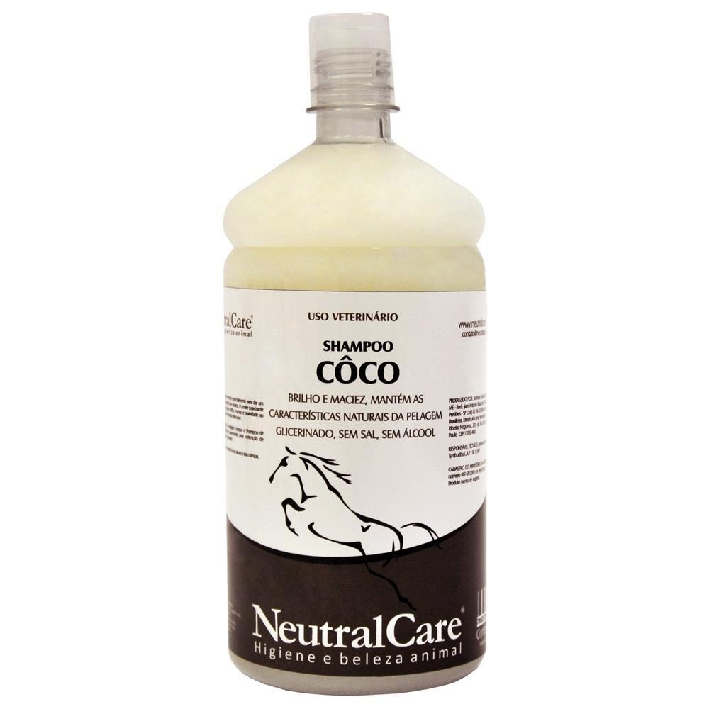 Shampoo de Coco 1 Litro