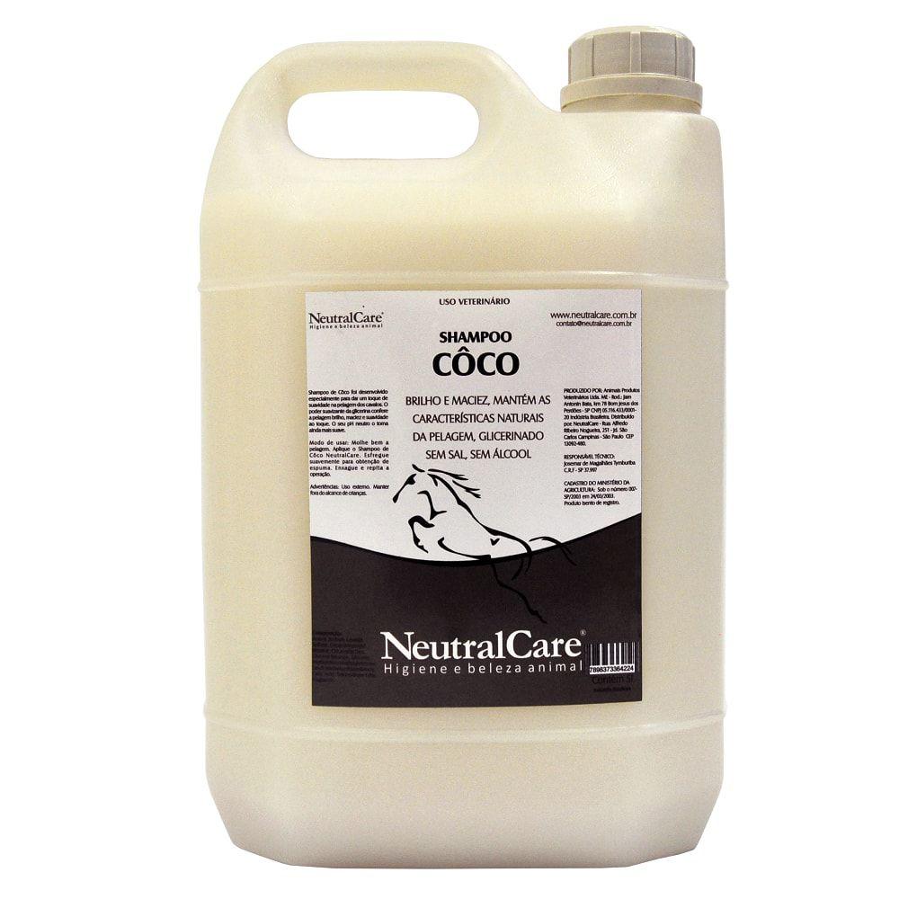 Shampoo de Coco 5 Litros