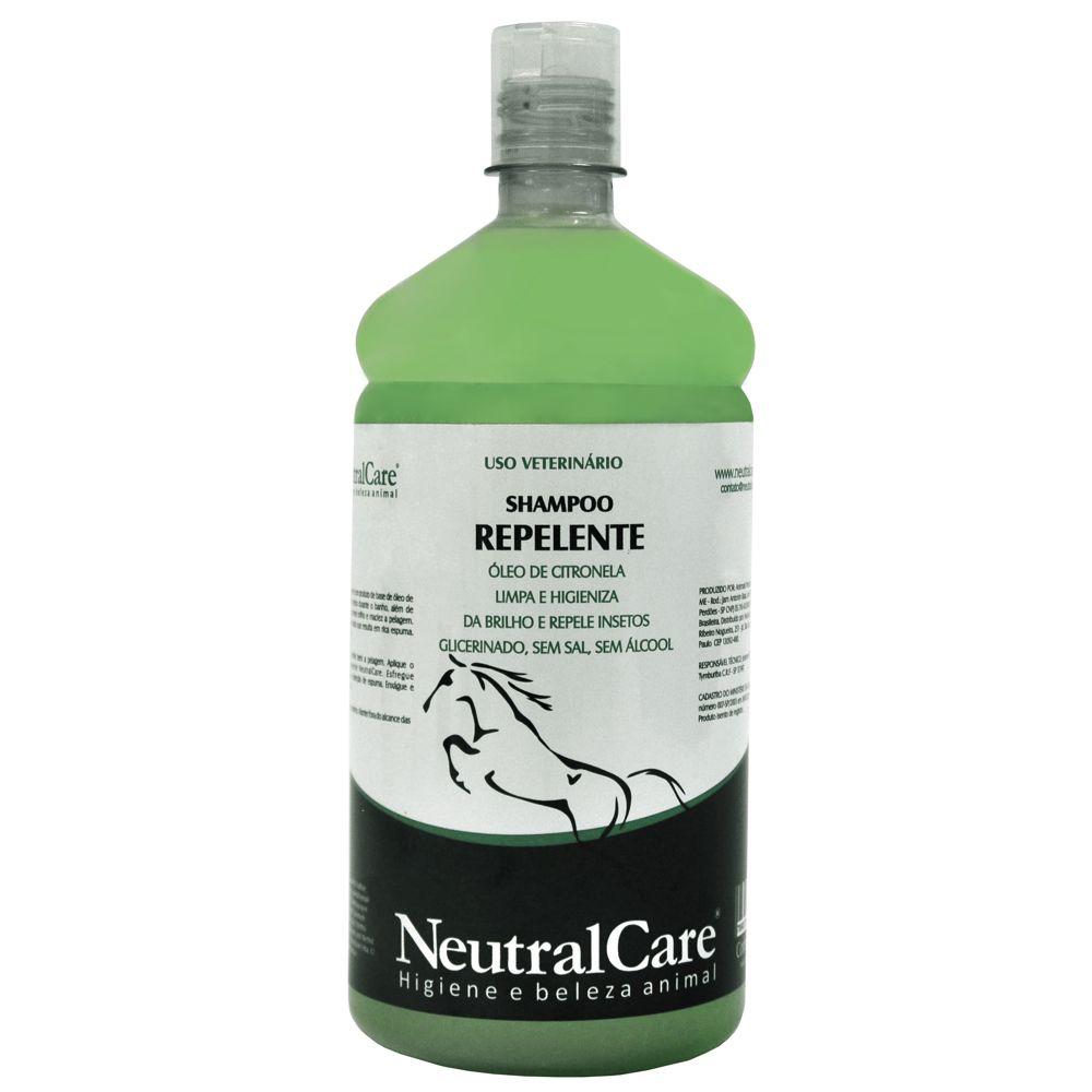 Shampoo Repelente 1L