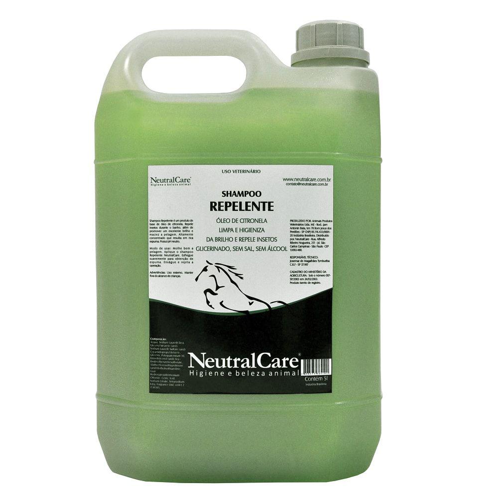 Shampoo Repelente 5L