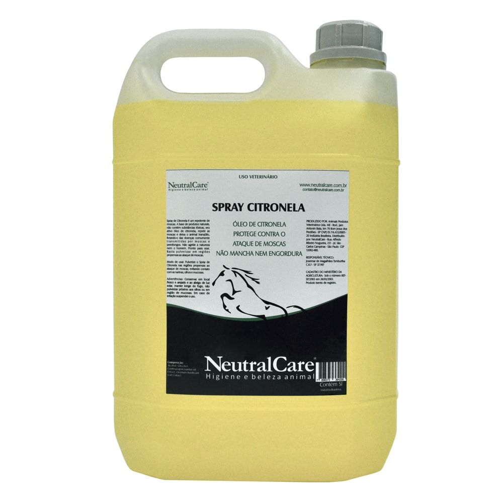 Spray Citronela 5L