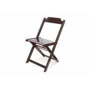 Cadeira Tradicional Imbuia BH Fimap