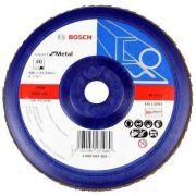 Disco Flap Para Metal 180Mm 40 Reto Plastic Bosch