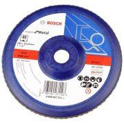 Disco Flap Para Metal 180Mm 80 Reto Plastic Bosch