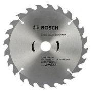 Disco Para Serra Circular Eco D254X40T Bosch