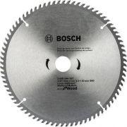 Disco Para Serra Circular Eco D254X80T Bosch
