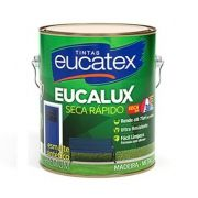 Esmalte Acetinado Premium Branco Galão 3,6 Litros Eucatex