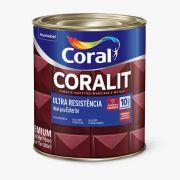 Esmalte Coralit Ultra Resistência Alto Brilho Branco 900ml Coral