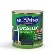 Esmalte Brilhante Premium Preto 225ml Eucatex