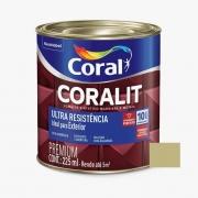 Esmalte Coralit Ultra Resistência Alto Brilho Marfim 3,6 Litros Coral