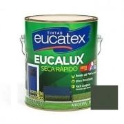 Esmalte Seca Rápido Fosco Premium Grafite Escuro 900ml Eucatex