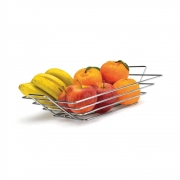 Fruteira de Mesa Quadrada Art Cook