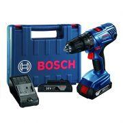 Furadeira E Parafusadeira GSB180 LI á Bateria 18V Bivolt Bosch