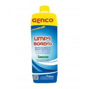 Limpa Bordas Para Piscinas e Banheiras 1 Litro Genco