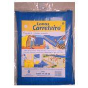 Lona Carreteiro 3Mmx3Mm Azul Bemis