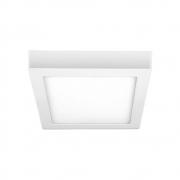 Luminária LED Sobrepor Quadrada 18W Elgin