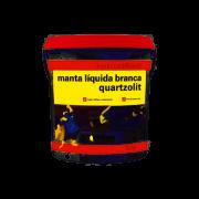 Manta Líquida 4,5kg Branca Quartzolit