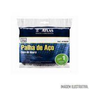 Palha De Aço N 1 At90/60 Atlas
