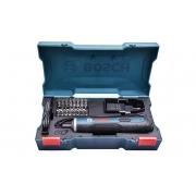 Parafusadeira a Bateria 3,6V Go Com Kit  de 32 Bosch