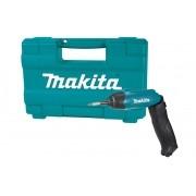 Parafusadeira Dobrável a Bateria Com 81 Peças  Bivolt  DF001DW  Makita