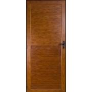 Porta Lambril Fortsul Em Alumínio Cerejeira 210x90cm Direita Esquadrisul