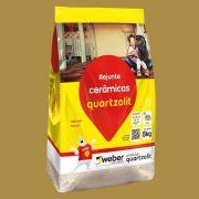 Rejunte Flex 5Kg Caramelo Quartzolit