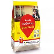 Rejunte Flex 5Kg Ceramica Quartzolit