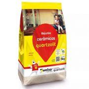 Rejunte Flex 5Kg Hortela Quartzolit