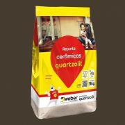 Rejunte Flex 5Kg Marr Cafe Quartzolit