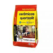 Rejunte Flex 5Kg Marr Tabaco Quartzolit