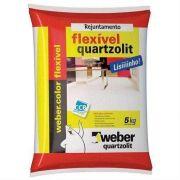 Rejunte Flex 5Kg Preto Grafit Quartzolit
