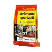 Rejunte Flexível 5Kg Cerâmica Quartzolit