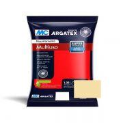 Rejunte Multiuso Super Resinado 1Kg Crema Marfil Argatex