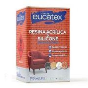 Resina Acrílica & Silicone 18 Litros Eucatex