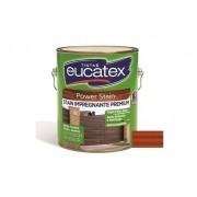 Stain Power Impregnante Premium Mogno 900ml Eucatex