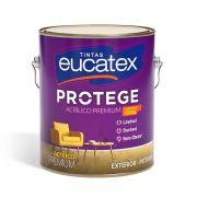 Tinta Protege Acrílico Premium Acetinada Branca 3,6 Litros Eucatex