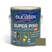 Tinta Super Piso Acrílico Premium Concreto 3,6 Litros Eucatex