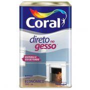 Tinta P/Gesso 18L Coral