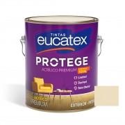 Tinta Protege Acrílico Fosco Premium Areia 3,6 Litros Eucatex