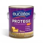 Tinta Protege Acrílico Fosco Premium Branco 800ml Eucatex