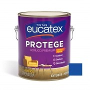 Tinta Protege Acrílico Fosco Premium Caribe 3,6 Litros Eucatex