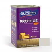Tinta Protege Acrílico Fosco Premium Gelo 18 Litros Eucatex